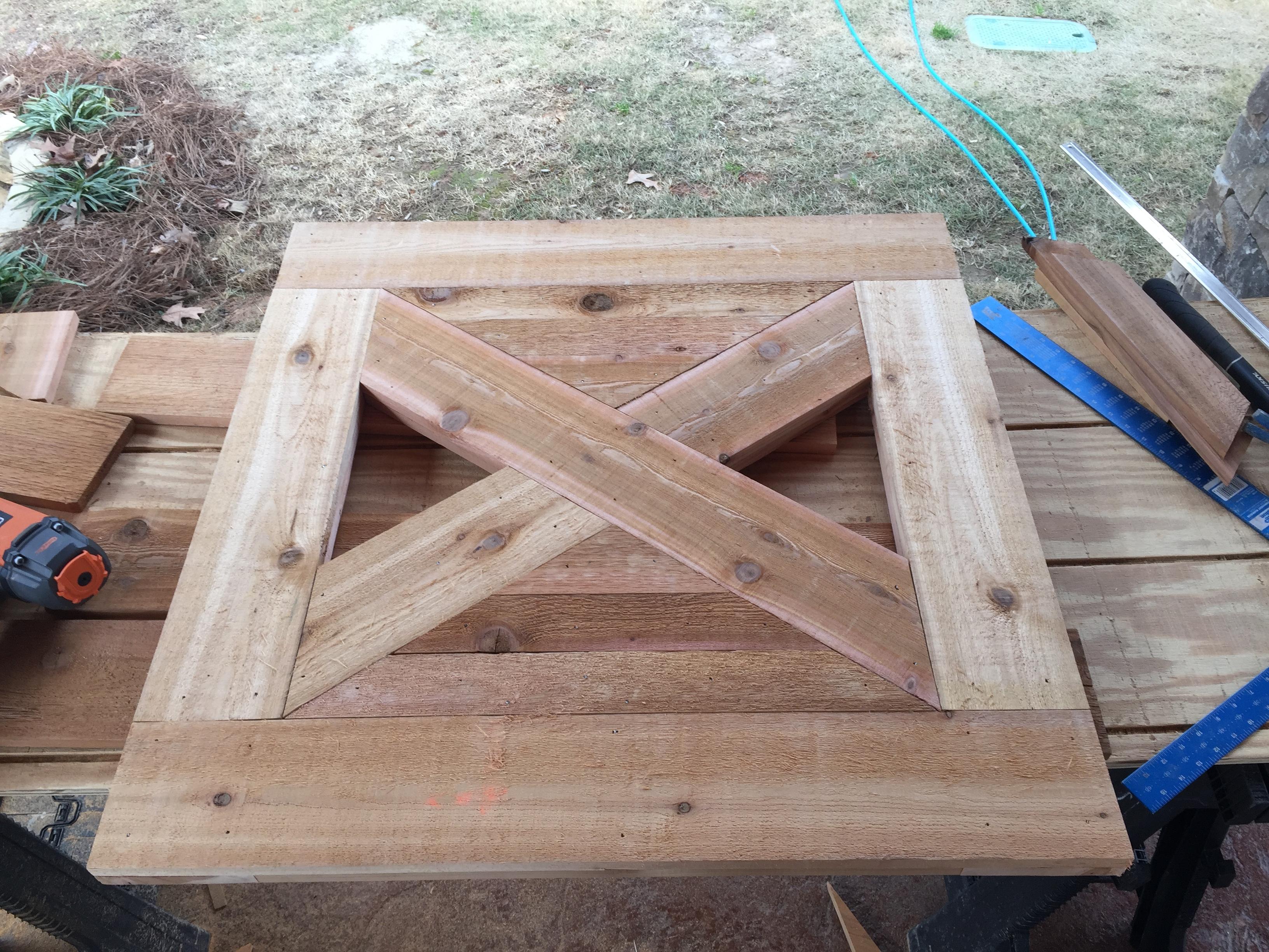 custom woodwork door